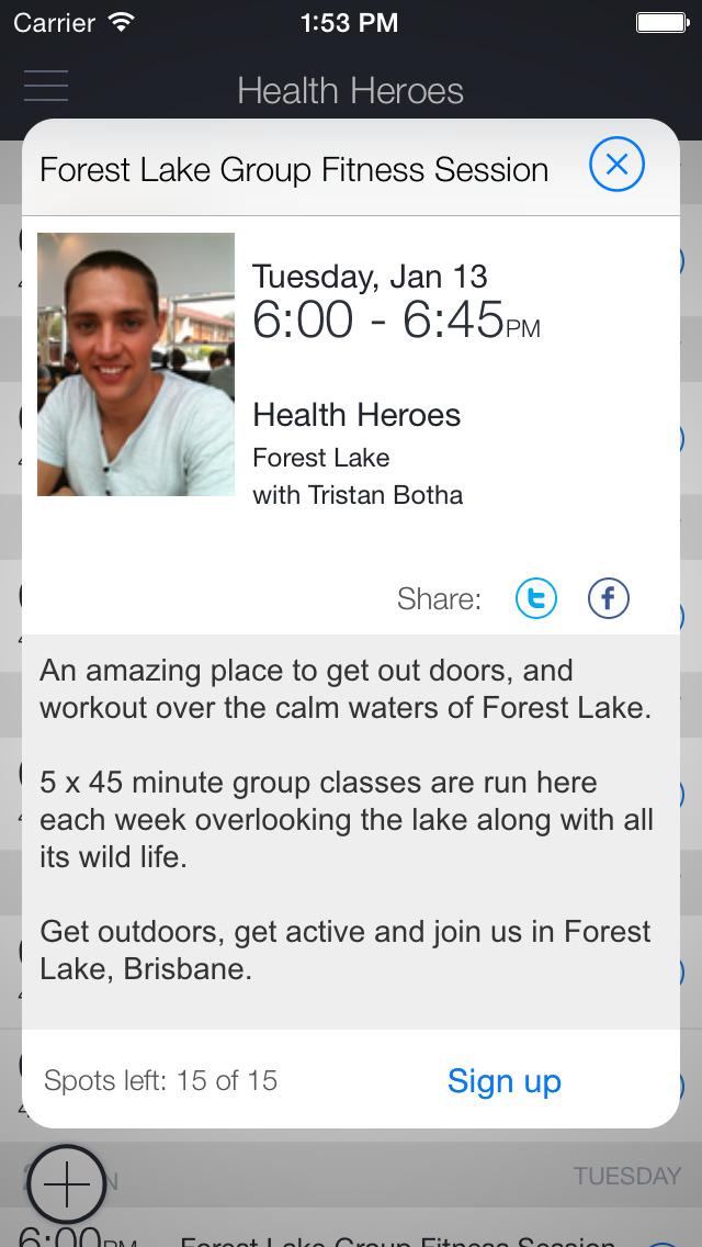 Health Heroes screenshot 2