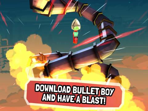 Bullet Boy screenshot #5