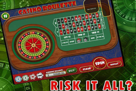 Casino Roulette Spin & Win Free - náhled