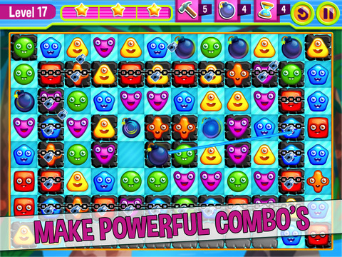 Happy Shape Blast screenshot 10