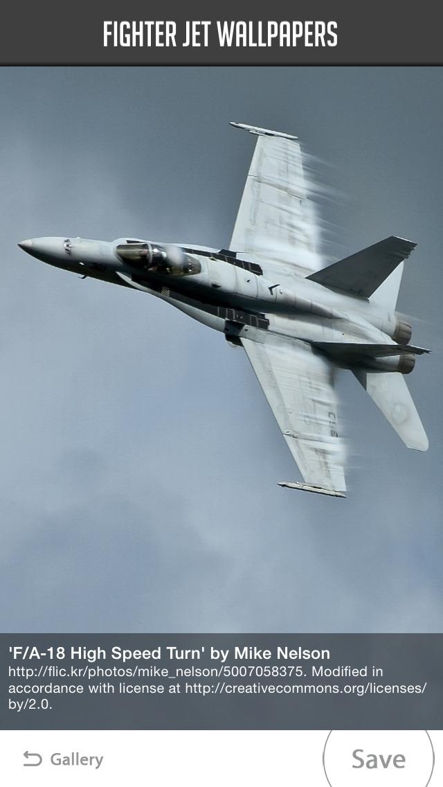 Fighter Jet Wallpaper screenshot 3