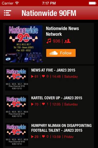 Nationwide Radio Jamaica - NNN - náhled