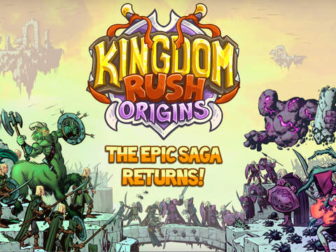 Kingdom Rush Origins HD screenshot 1