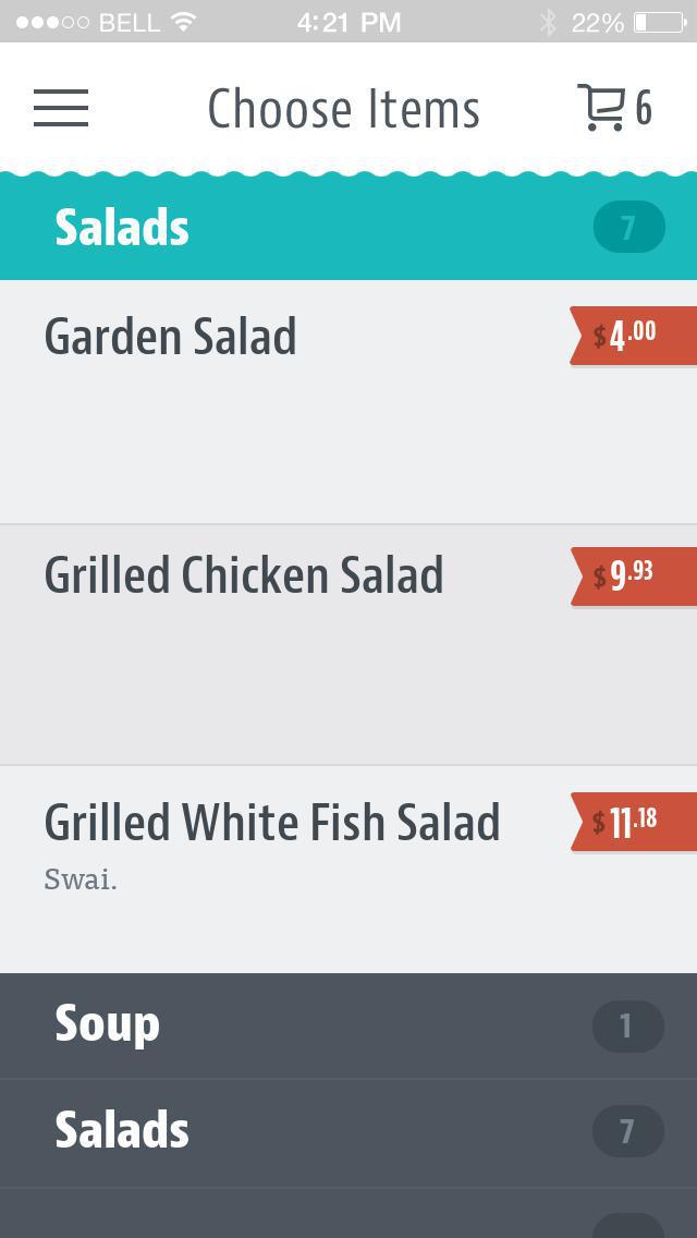 Mahi Mahi Seafood Grill screenshot 3