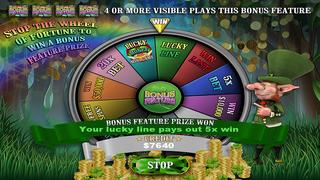Crock O'Gold Slots 2 - Dublin Yer Cash FREE screenshot 2