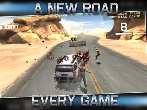 Zombie Highway: Driver's Ed screenshot #5