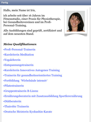 Autogenes Training für Schüler screenshot 8