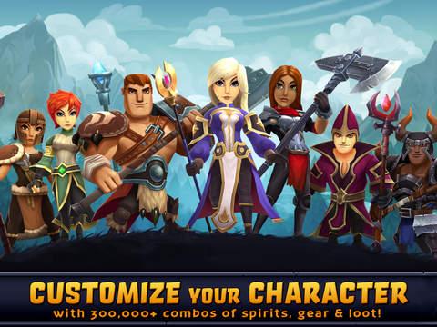 Spirit Lords™ screenshot 8