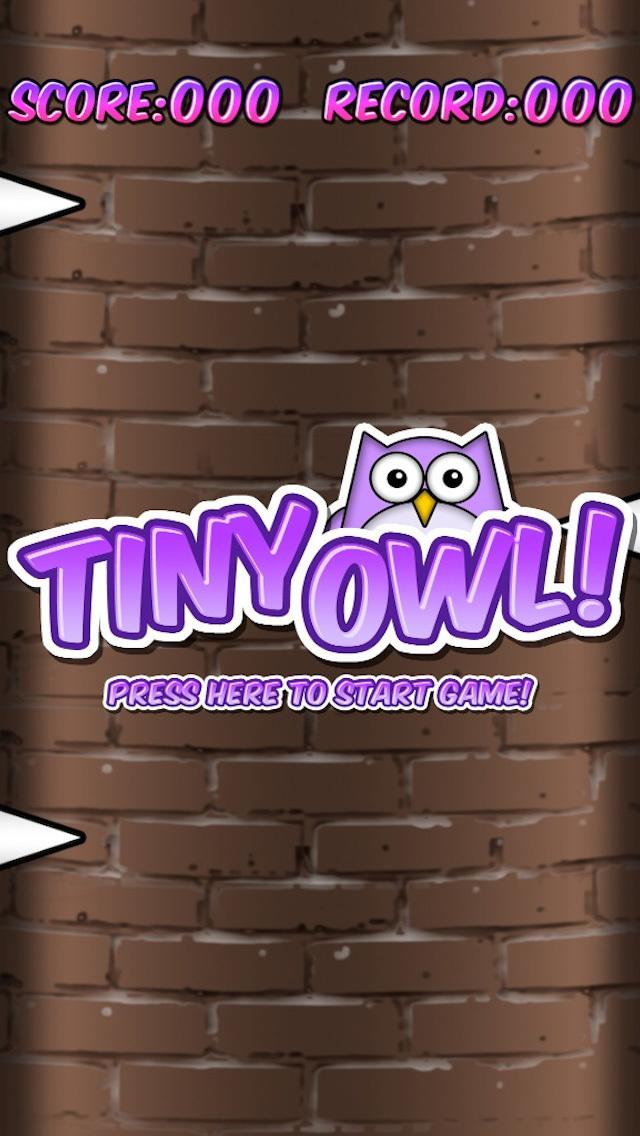Tiny Owl FREE screenshot 5