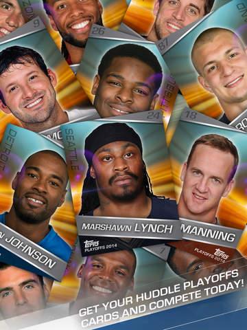 Topps NFL HUDDLE: Card Trader screenshot 7