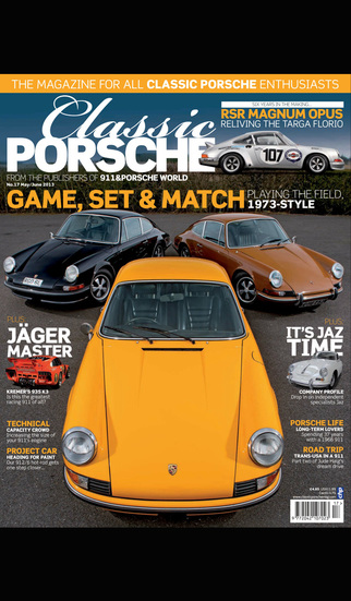 Classic Porsche Magazine screenshot 1