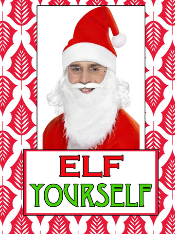 Elf: Elf Yourself Photo Booth 2014 screenshot 6