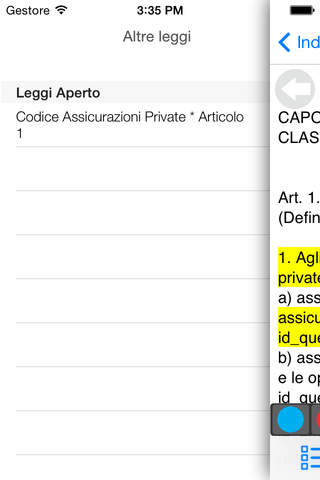 Legislazione Italiana (Leggi e Codici) - náhled