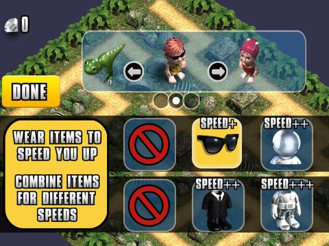 Super Stone Age Maze 3D Time Race - Fun Dino Escape Challenge screenshot 8