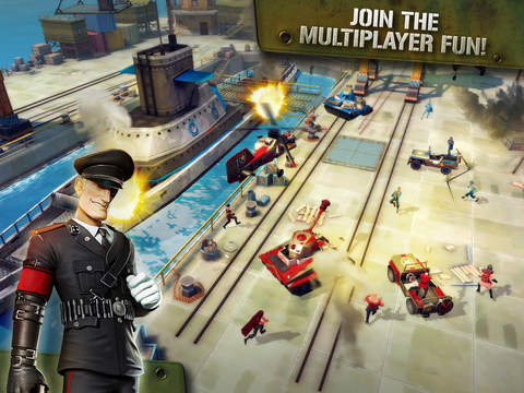 Blitz Brigade - Multiplayer shooting action! image #1