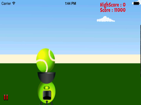 Tennis Ball Mania Pro screenshot 5