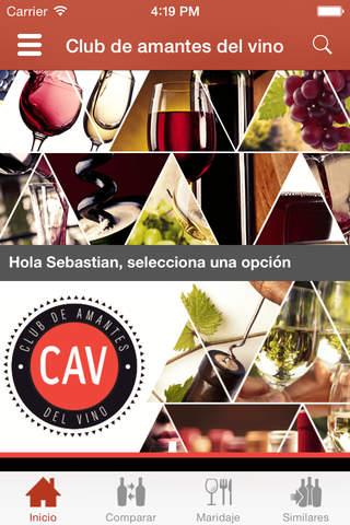 La CAV - náhled