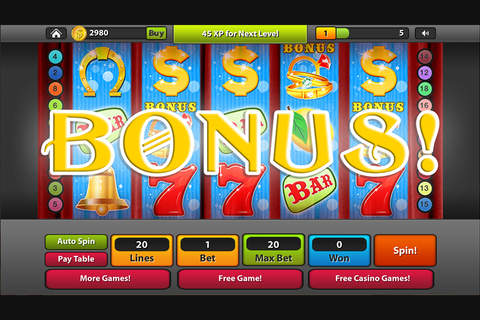 Fun 2015 the ultimate Slots - náhled