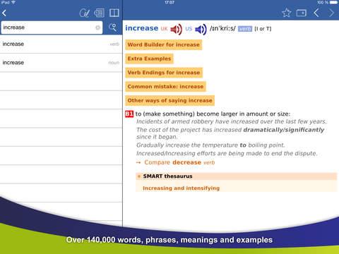 Cambridge English Dictionary screenshot 7