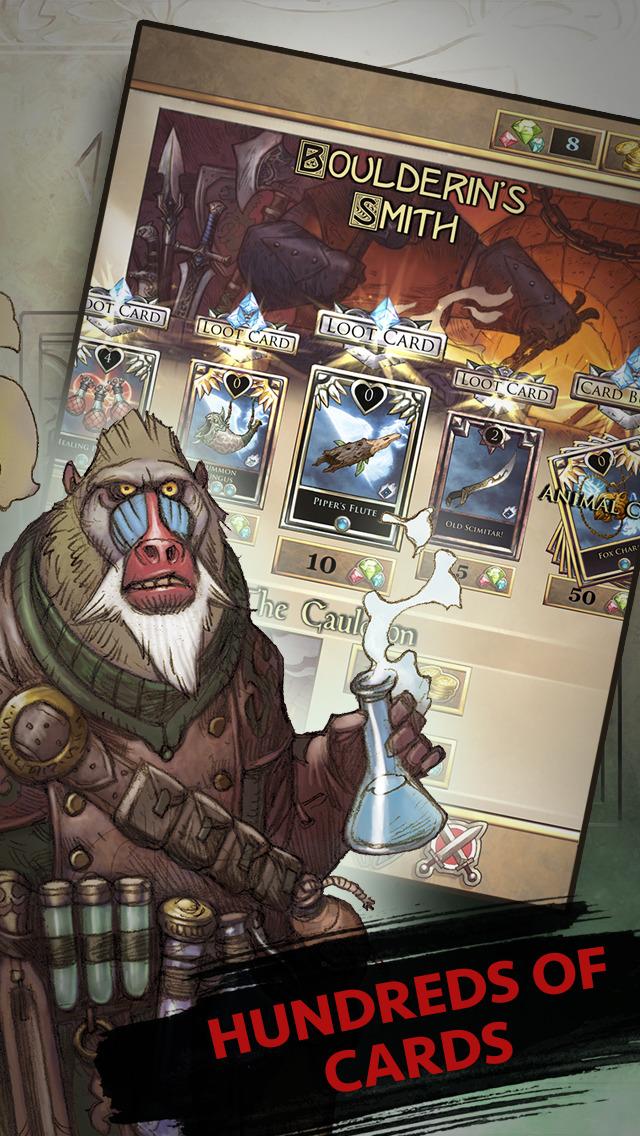 SoulSpark - Battle Cards (RPG) screenshot 4