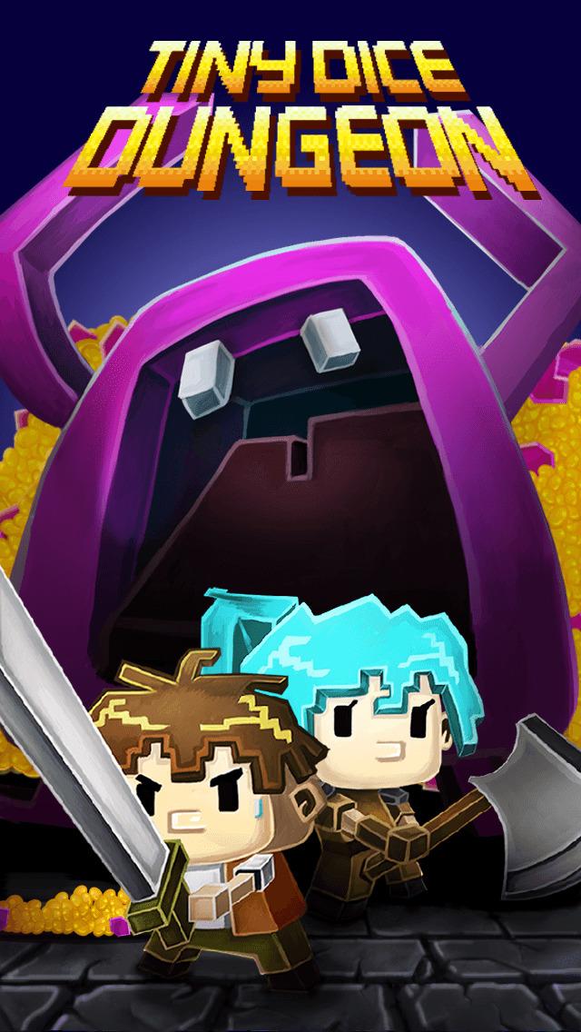 Tiny Dice Dungeon screenshot #1