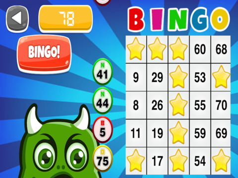 Bingo Monster: Wild Creature Edition - FREE screenshot 9