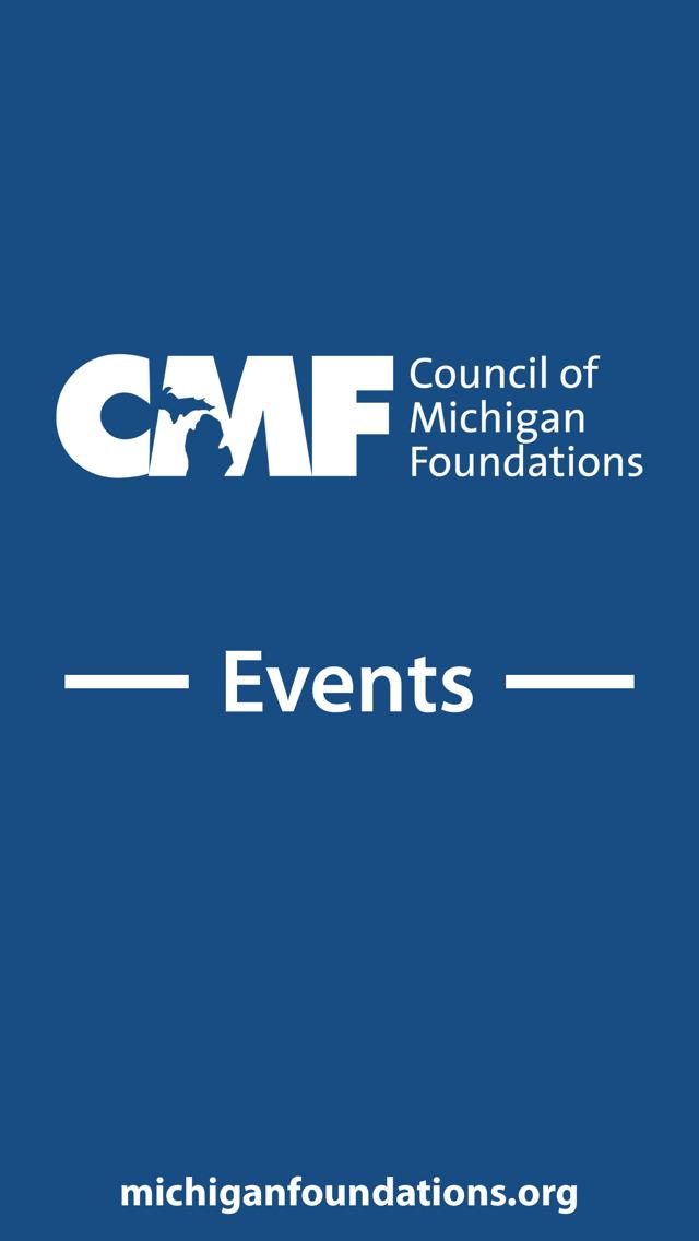 CMF Events screenshot 1