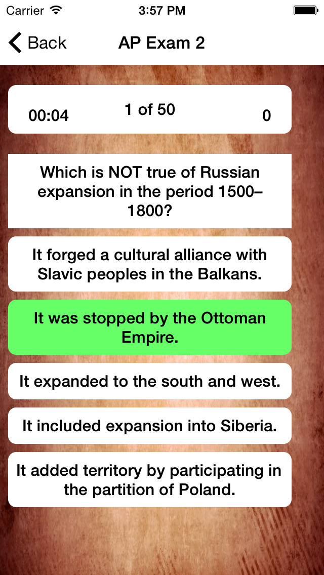 AP World History Buddy 2019 screenshot 3