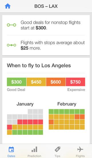 Hopper - Flight & Hotel Deals screenshot 2