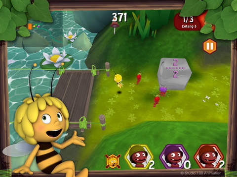 Maya The Bee: The Ant's Quest screenshot 6