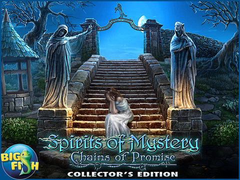 Spirits of Mystery: Chains of Promise - A Hidden Object Adventure (Full) screenshot 10