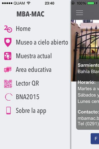 Museos de Arte MBA-MAC - náhled
