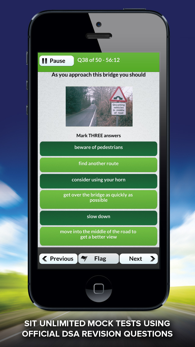 Theory Test 4-in-1 Bundle - Driving Test Success screenshot #2