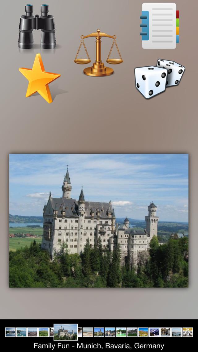Europe - Travel Guide screenshot 1