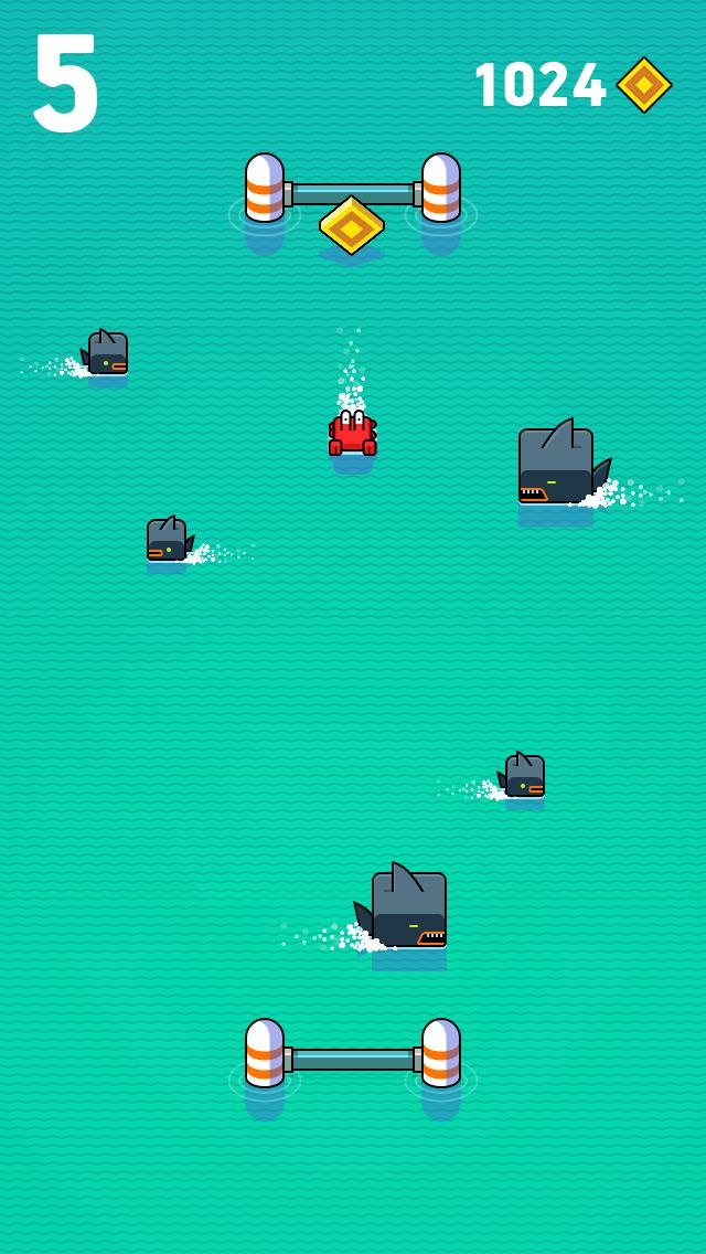 Splish Splash Pong screenshot 2