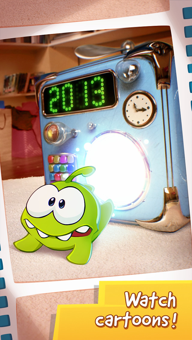 Cut the Rope: Time Travel GOLD screenshot 5
