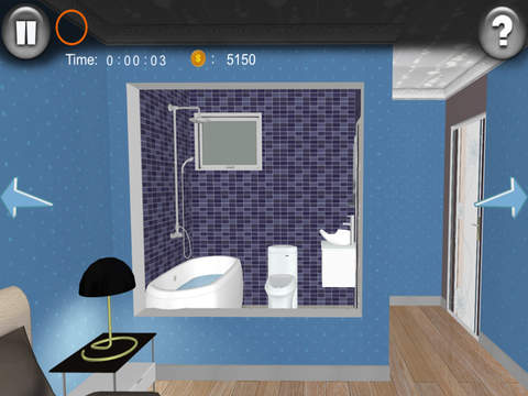 Can You Escape 10 Fancy Rooms IV Deluxe screenshot 7