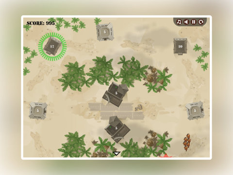 Airborne  Wars screenshot 5