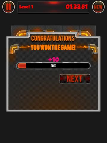 Electro Puzzle - Brain Game screenshot 9