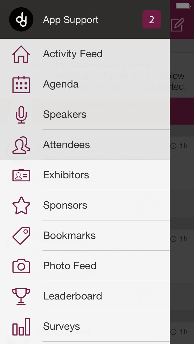 CAPDM Events screenshot 1