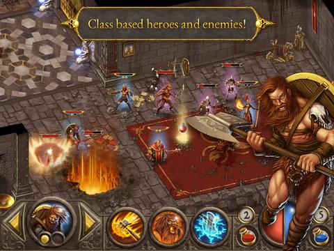 Devils & Demons - Arena Wars Premium screenshot 8