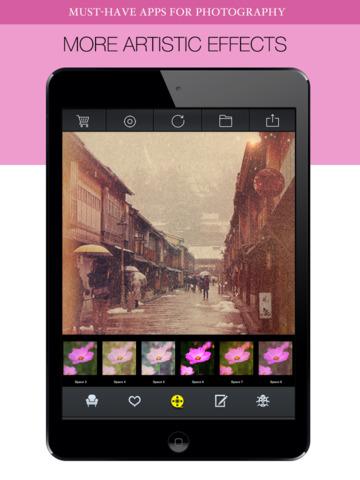 Photo 360+ Pro - Best Photo Editor and Stylish Camera Filters Effects screenshot 8