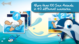 Free Sealife Cartoon Jigsaw Puzzle screenshot 4