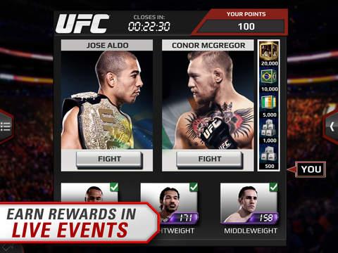 EA SPORTS™ UFC® screenshot 8
