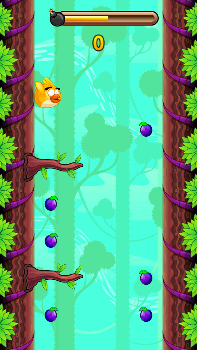 Jolly Chick Jump Jam screenshot 2