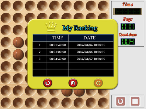 Peg Solitaire PV screenshot 7