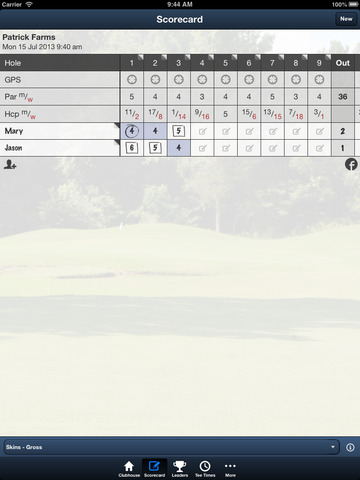 Randy Watkins Golf screenshot 9