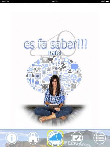 EsFaSaber RAFEL - Toda la información y los comercios de Rafelbuñol screenshot 6