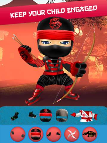 My Epic Ninja Superheroes World Fighter Club Game Pro screenshot 6