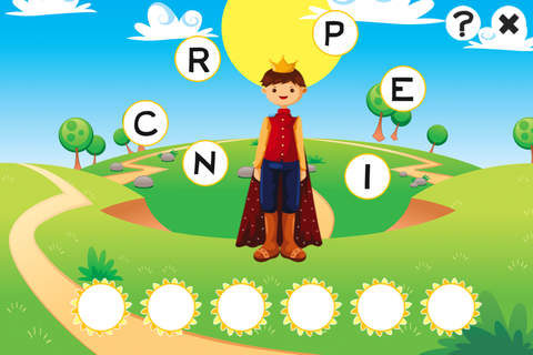 A Fairy Tale Learning Game for Children: learn wit - náhled